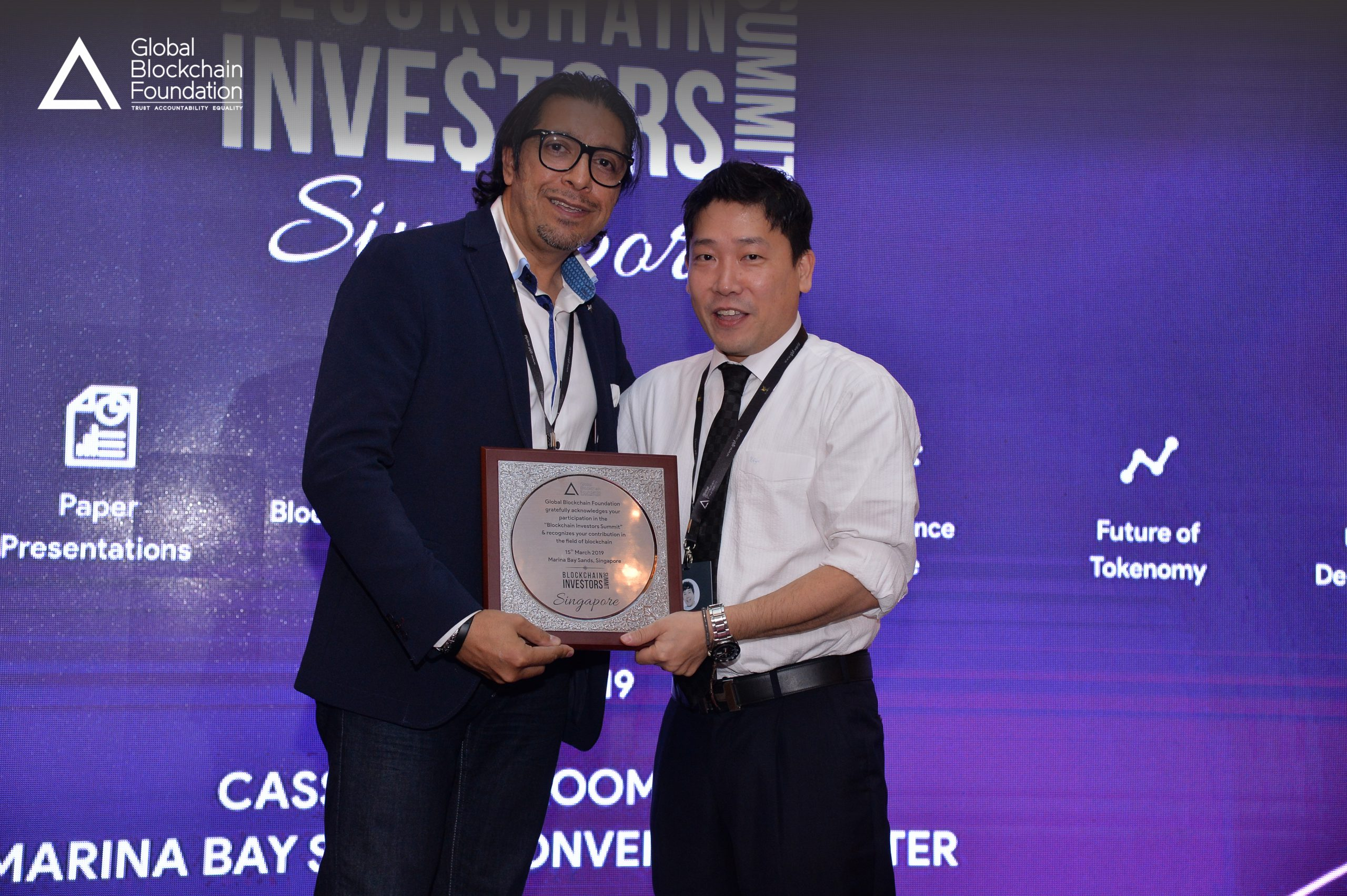 Singapore Conference May 2019