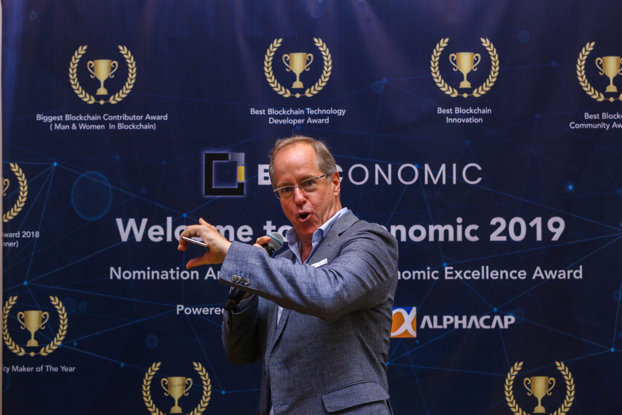 Bloconomic Expo Malaysia April 2019