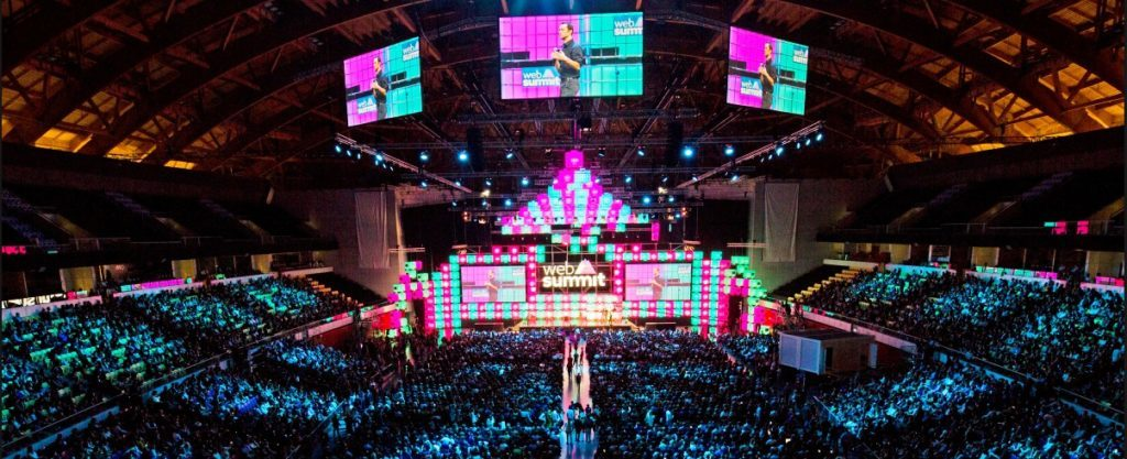 WebSummit Portugal November 2019